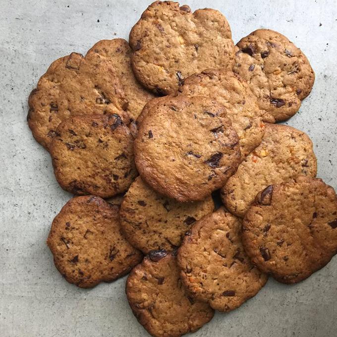 チャンククッキー
